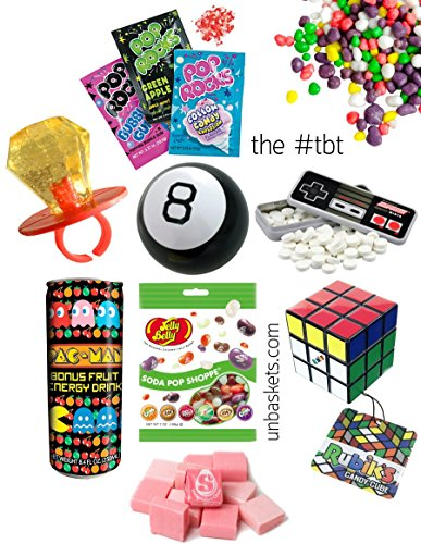 The #TBT unBasket - Retro 80s and 90s Girl Gift Box
