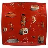 Vista Alegre Porcelain Decorative Wall Hanging Plate João Vaz de Carvalho