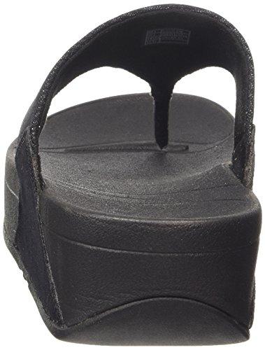 FitflopSuperelectra - sandalias mujer Negro - Black (Black 001)