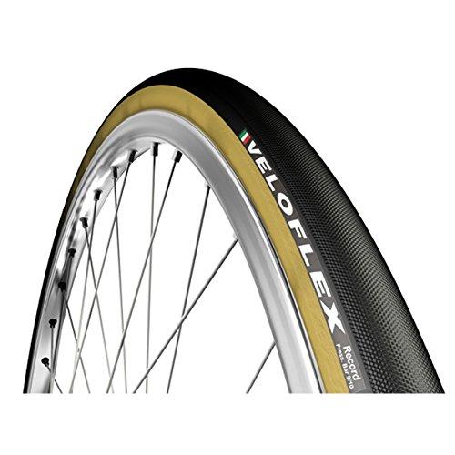 (Veloflex Record Tubular Road Bicycle Tire (Black - 26in x 22))