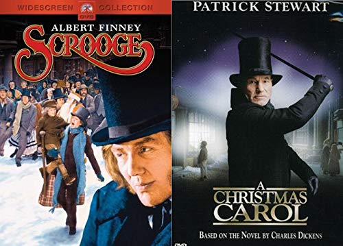 Mean Ol' Ebenezer Tales of Redemption/ Holiday Classics: Scrooge & A Christmas Carol (Classic Double Feature DVD BUNDLE)