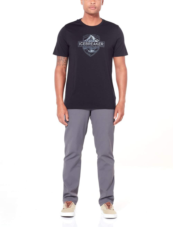 Icebreaker Herren Tech Lite Ss Crewe Alpine Crest T-Shirt B078W6R27C B078W6R27C B078W6R27C Hemden & T-Shirts Lassen Sie unsere Produkte in die Welt gehen 9010c1