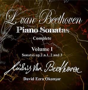 Beethoven Sonatas VOL.1 (the CD)