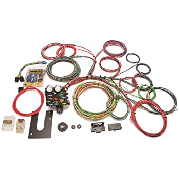 Stupendous Amazon Com Painless 10127 Customizable Mopar Color Coded Chassis Wiring Digital Resources Unprprontobusorg