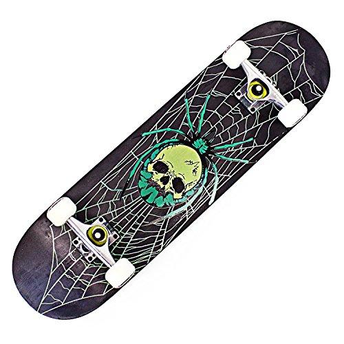 Bearing Spider (OneHype - Pro Complete Skateboard Skull Spider 31