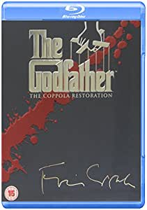 The Godfather - The Coppola Restoration Giftset (The Godfather / The Godfather Part II / The Godfather Part III) [Blu-ray]