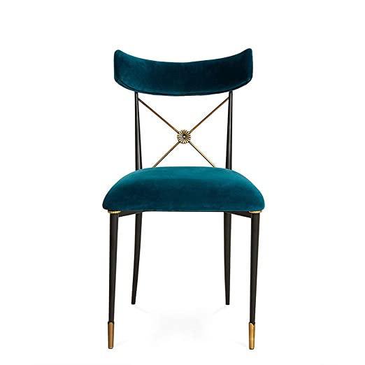 Silla de comedor para restaurante, silla de metal, silla ...