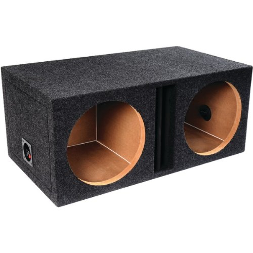 ATREND E12DV BBox Series Dual Vented Enclosure with Divided Chamber (12