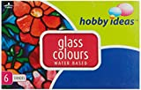 Fevicryl Glass Colours are an innovative range of hobby colors from Pidilite, They are ready-to-use and do not require any medium, They are water-based and non-toxic. Creating stain glass effects with Fevicryl Glass Colours is not only easy b...