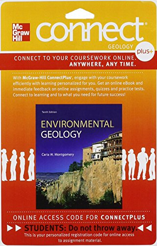 Connect Access Card for Environmental Geology
