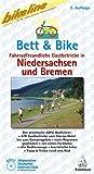 img - for Bikeline Bett und Bike Niedersachsen book / textbook / text book