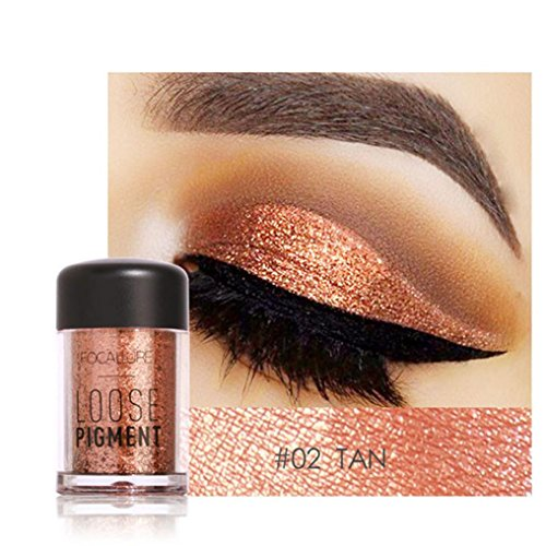 Big Promotion! Eyeshadow Powder,ZYooh 12 Colors Luxury Shimmer Makeup Pearl Metallic Eye Shadow Powder Cosmetic - 48 Hours Information Contact