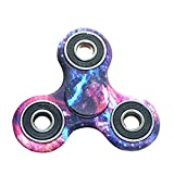 Galaxy Hands Fidget Spinner Toy Stress Reducer - Perfect for  ADHD, Anxiety, and Autism Adult Children