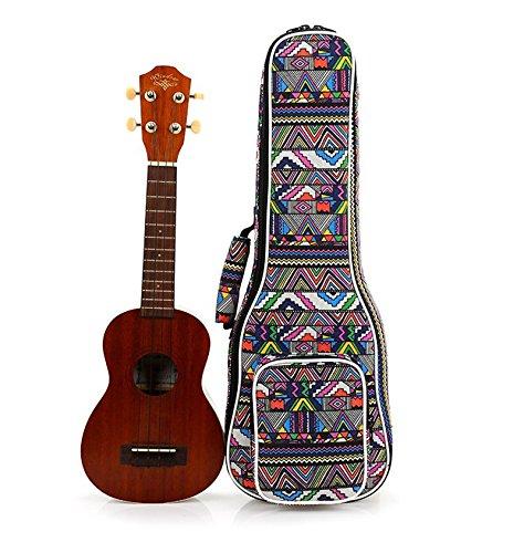Ukulele inch Ukulele Guitar Soft Small Cases Bags Gig VT BigHome 21 Bags concert soprano 1 Padded 8qEwaUR