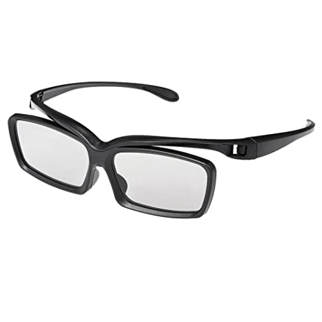 926a290e289ad Buy Docooler 3D Glasses LT01 Passive 3D Glasses Circular Polarized Lenses  for Polarized TV Real D 3D Cinemas for Sony Panasonic Online at Low Prices  in ...