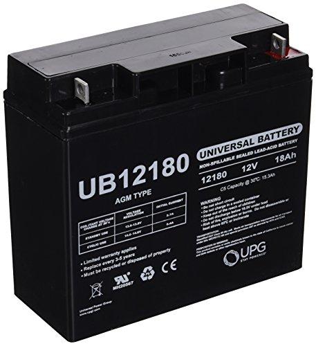 UPG UBCD5745 Sealed Lead Acid Batteries