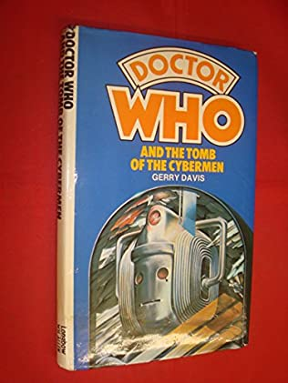 book cover of The Tomb of the Cybermen