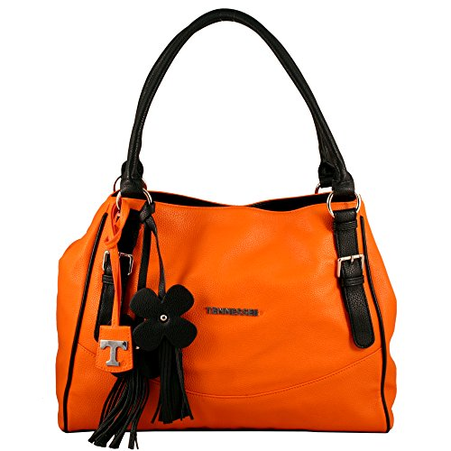 NCAA Tennessee Volunteers Jet Set Academic Handbag, Small by Sandol