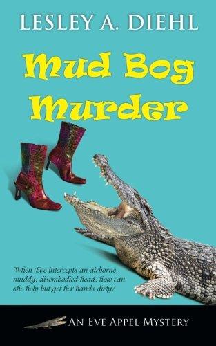 book cover of Mud Bog Murder