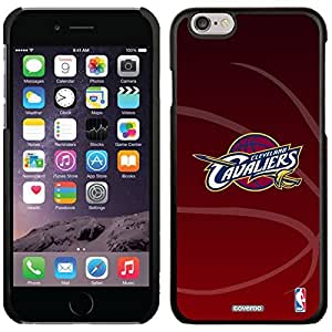 Cleveland Cavaliers - Bball Watermark design on Black iphone 5 5s Microshell Snap-On Case