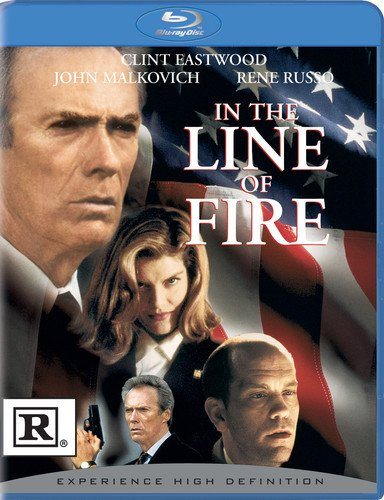Blu-ray : In The Line Of Fire (, Dubbed, Dolby, AC-3, Widescreen)