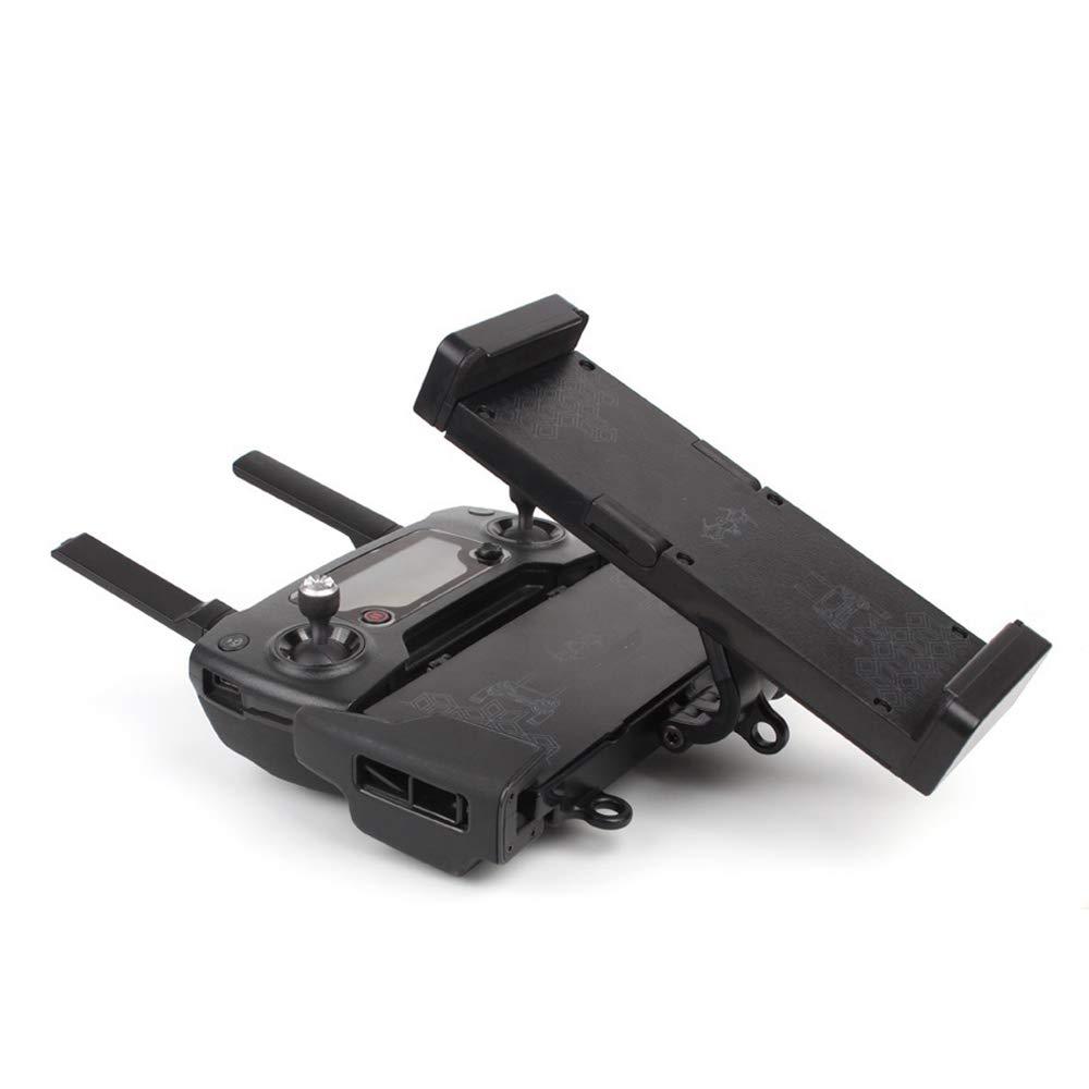 Taisioner Remote Controller ipad Phone Holder of Folding Rotatable Mount for DJI Mavic Pro/Pro 2 Air Spark Platinum UAV Accessories
