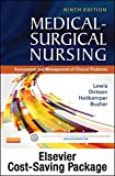 Medical-Surgical Nursing - Single-Volume Text and Elsevier Adaptive Quizzing Package 9th Edition