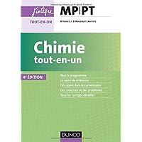 Chimie tout-en-un MP-PT - 4e éd