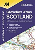 img - for Glovebox Atlas Scotland book / textbook / text book