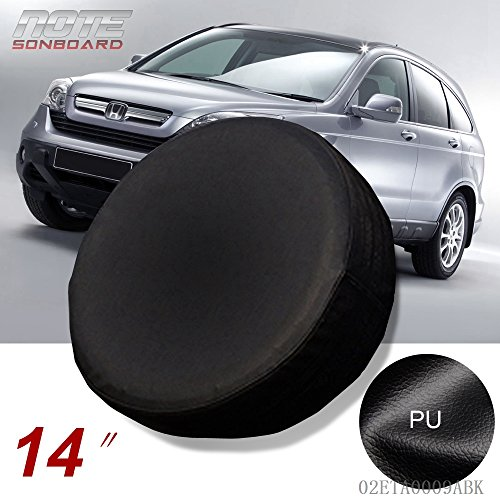 "New 14"" Inch Spare Tire Cover Wheel Protector Covers For CRV SUV RAV4"