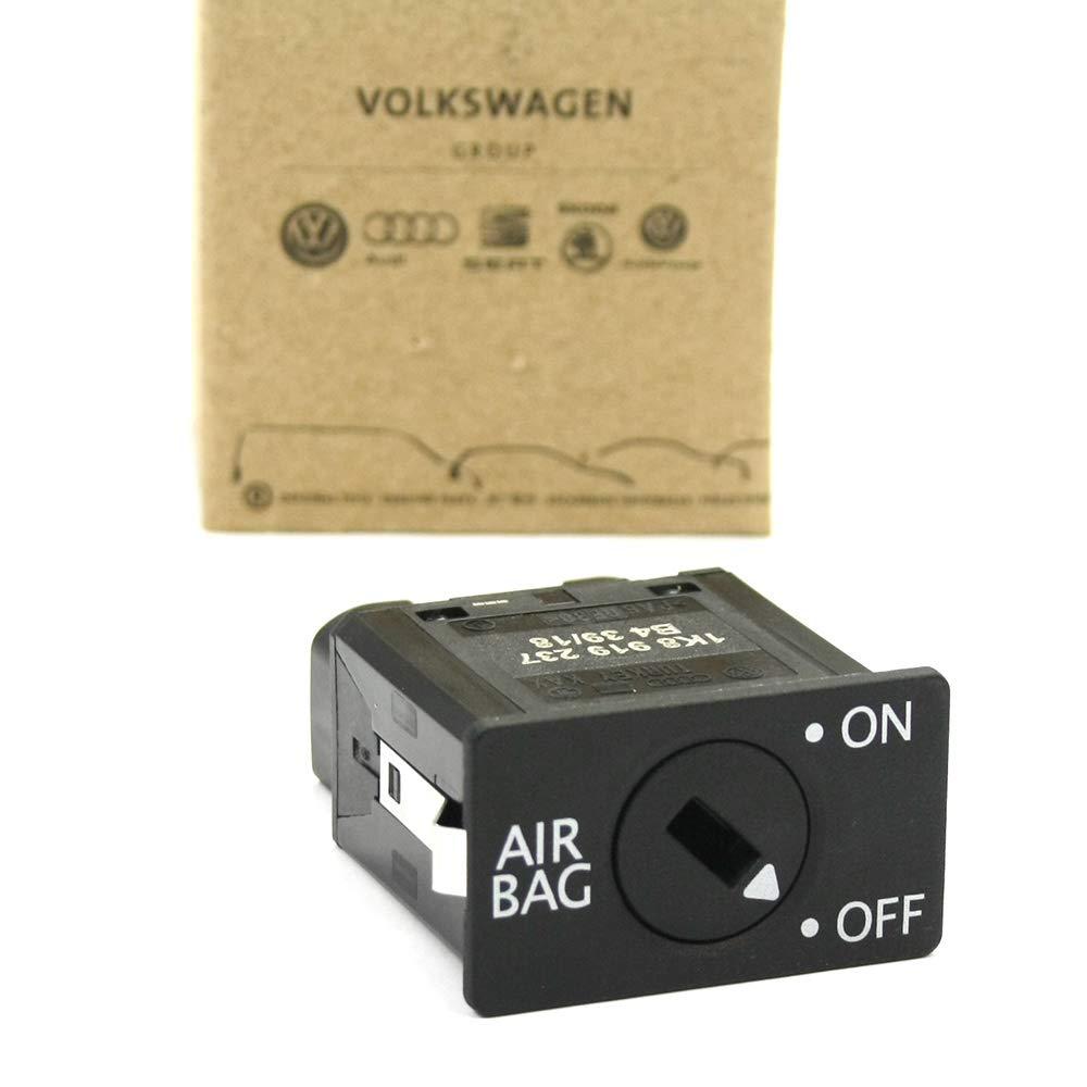 Schl/üsselschalter Deaktivierung Beifahrer Airbag Schlie/ßzylinder Schalter