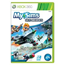 My Sims Sky Heroes - Xbox 360 Standard Edition