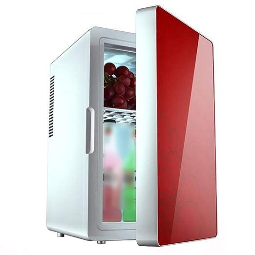 UICICI Mini refrigerador Personal Compacto y portátil, se enfría ...