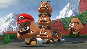 Super Mario Odyssey Nintendo Switch: Amazon com