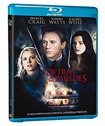 Amazon Com Detras De Las Paredes Blu Ray Import Movie European