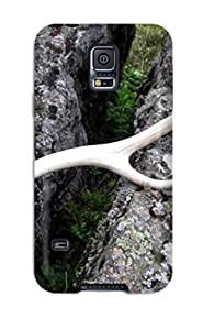 Hot MarvinDGarcia Case Cover Protector Specially Made For Galaxy S5 Antler