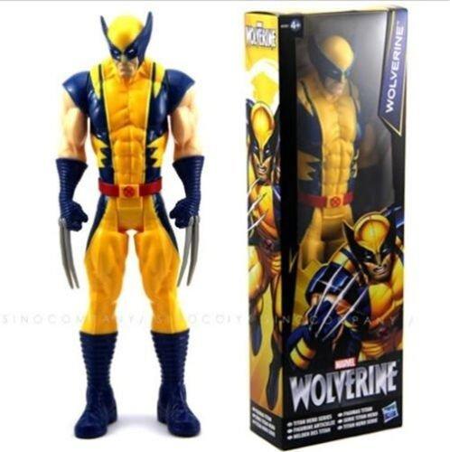 New X-men Wolverine Titan Hero Series Figure Avenger 12 inches Action Figure
