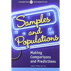 CONNECTED MATHEMATICS 3 STUDENT EDITION GRADE 7 SAMPLES AND POPULATIONS:DATA COPYRIGHT 2014