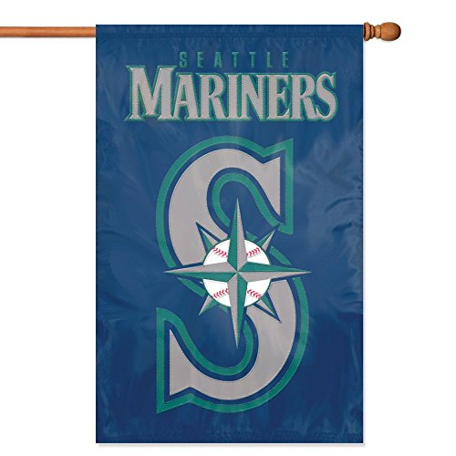 Party Animal Seattle Mariners Premium Banner Flag 28