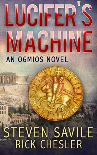 Lucifer's Machine (Ogmios Team Novels) (Volume 3) ebook
