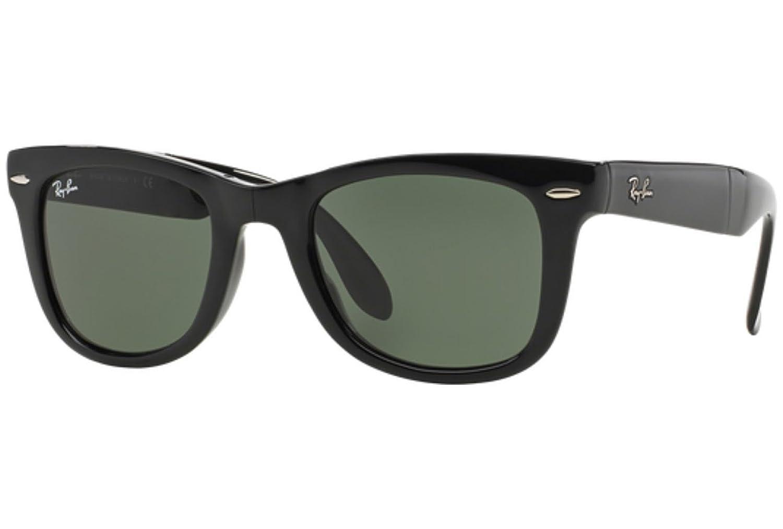 ray ban sonnenbrille matt schwarz