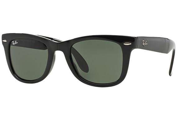 accaparramento come merce rara eccezionale gamma di stili prima i clienti Ray-Ban RB4105 Folding Wayfarer, Occhiali da sole da donna