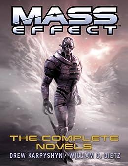 Mass Effect: The Complete Novels 4-Book Bundle: Revelation, Ascension, Retribution, Deception by [Karpyshyn, Drew, Dietz, William C.]