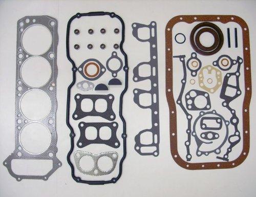 83-86 Nissan 720 Pickup Z24 2.4L 2389cc L4 8V SOHC Engine Full Gasket Replacement Kit Set FelPro: HS9210PT-1/CS9210 Certified Automotive Parts
