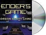 Ender's Game By Orson Scott Card(A)/Stefan Rudnicki(N) [Audiobook]