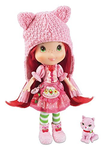 Strawberry Shortcake 2010 SDCC San Diego ComicCon Exclusive 5 Inch Action Figure 2010 Edition