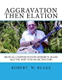 Aggravation Then Elation, Robert W. Blake, 1484060520
