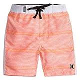 Hurley Boys' Little Classic Board Shorts, Mango Shoreline, 6