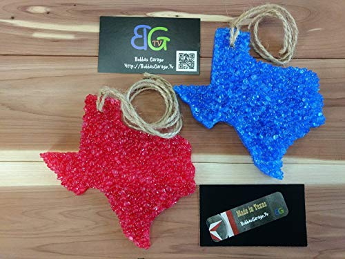 (Butt naked scented Large Texas Automotive Car Freshener - 2 Pack)
