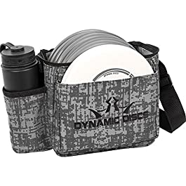 Dynamic Discs Cadet Disc Golf Bag (Genome Gray)